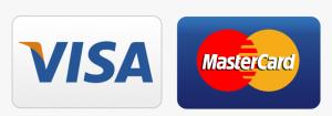Visa ve Master kartları, Havale, EFT veya Kapıda Ödeme ile alışveriş imkanı